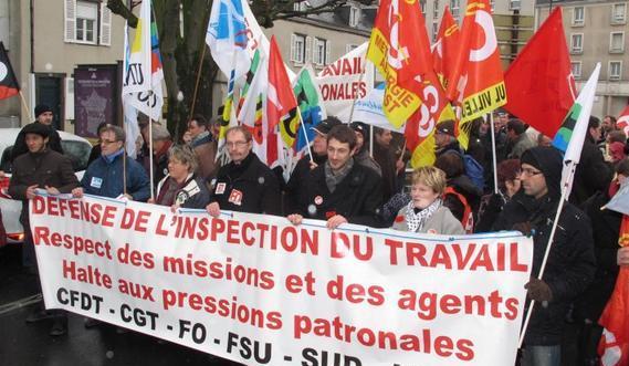 L inspection du travail de l indre sent le sapin cnt travail affaires sociales - Inspection du travail bourges ...